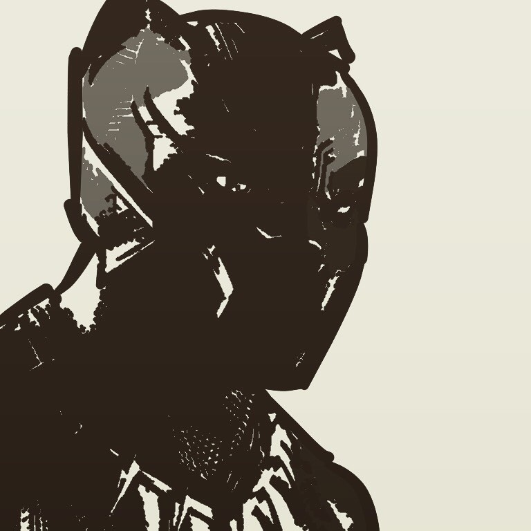 ブラックパンサー かっこいい 壁紙