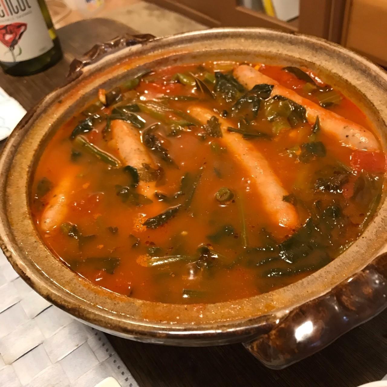 手羽元 レシピ トマト缶