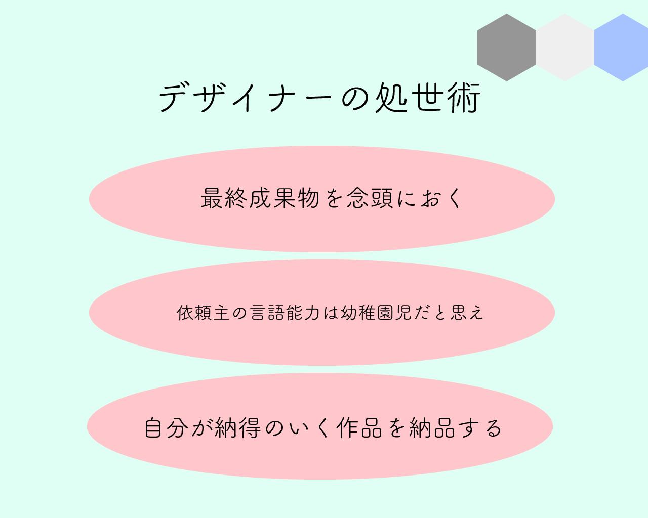 デザイナーの処世術 毎日投稿☆現役美大生やみこ note