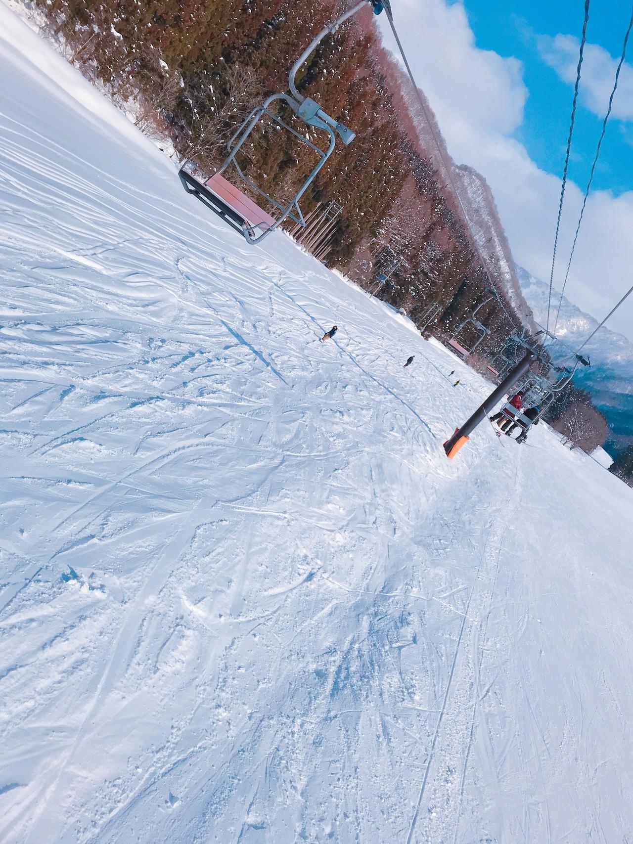 野沢温泉村のスキー場