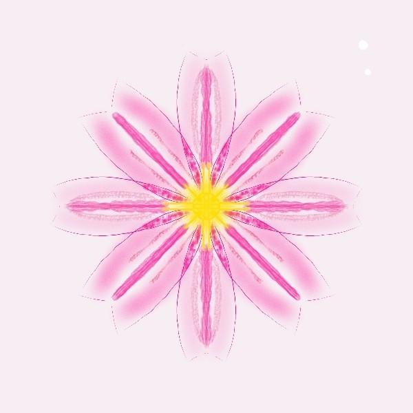 花色に咲く花もあれば……