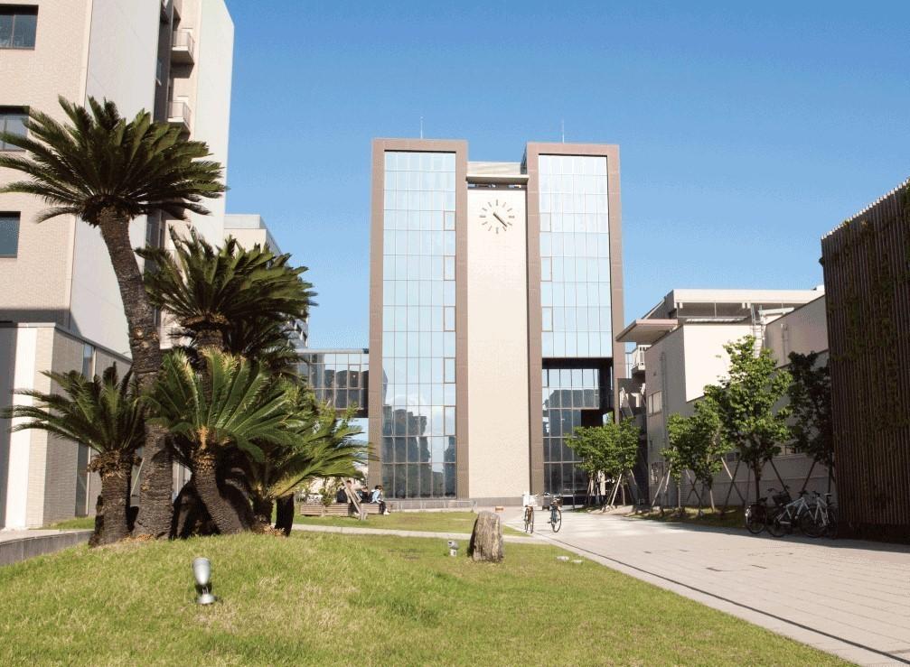 徳島大学の写真