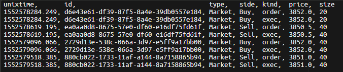 時系列データ出力ツール「TradingTracer v1 1」|Nagi|note