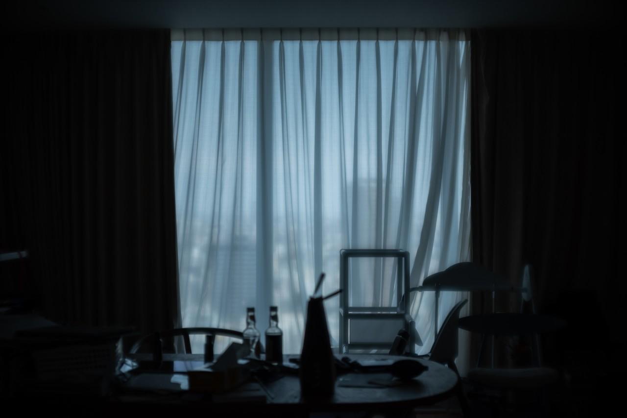 頭の解像度が低い眠さの中でも穏やかな気持ちでいられることを目指して生きている日もある.