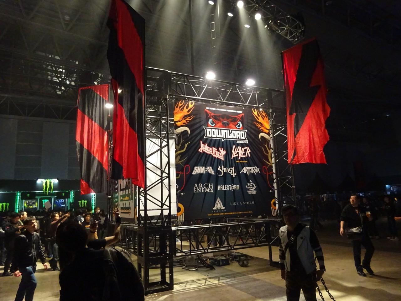 感想/日本初上陸を果たした「DOWNLOAD FESTIVAL JAPAN」に参戦
