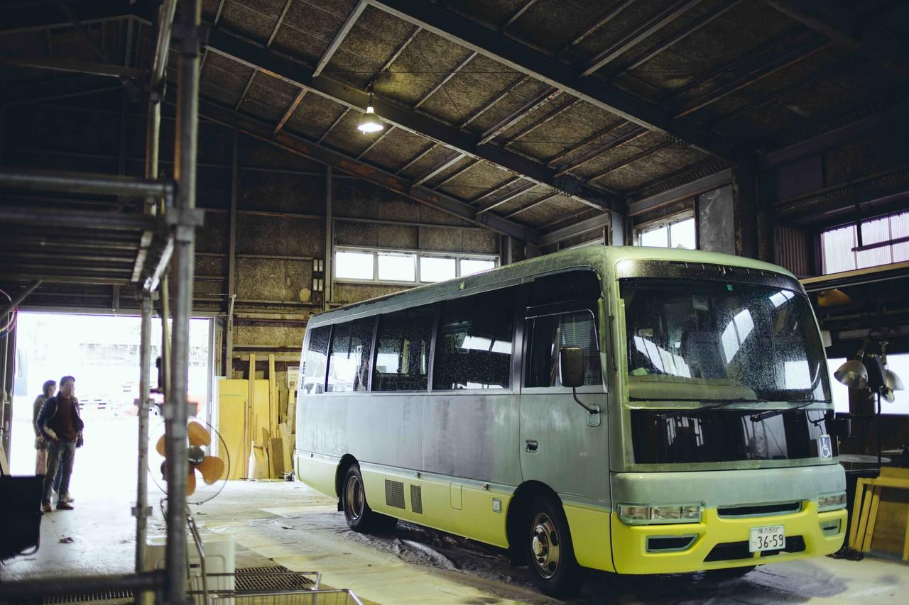 spods、バスの改造DIYはじめます。もっと自由に動き、アイデアと創造を運びだすために。