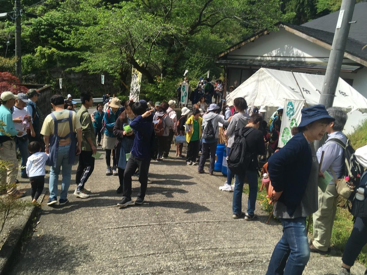 なんて素敵な地域イベント@飯能お散歩マーケット