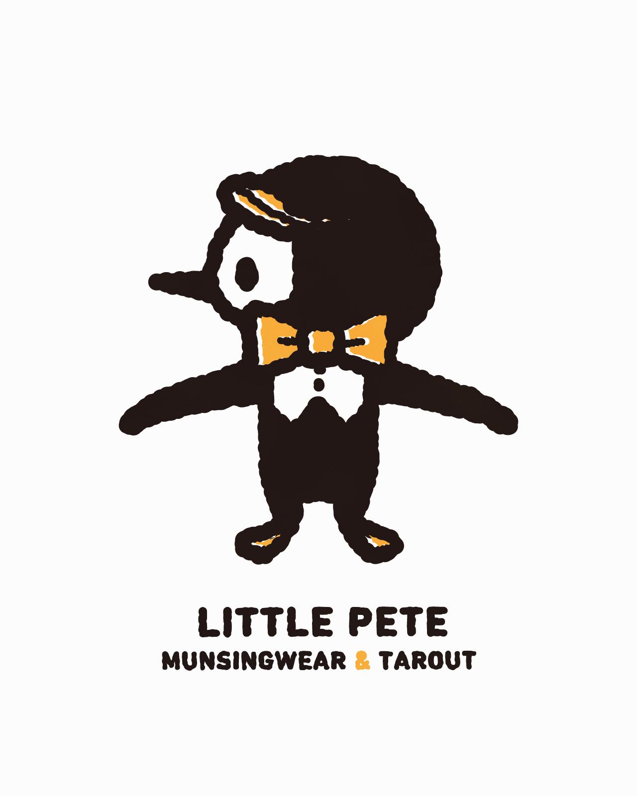 ペンギンのロゴマークでお馴染みの世界的老舗ゴルフブランド「マンシングウェア」とタロアウトとのコラボレーションが誕生しました🐧!
