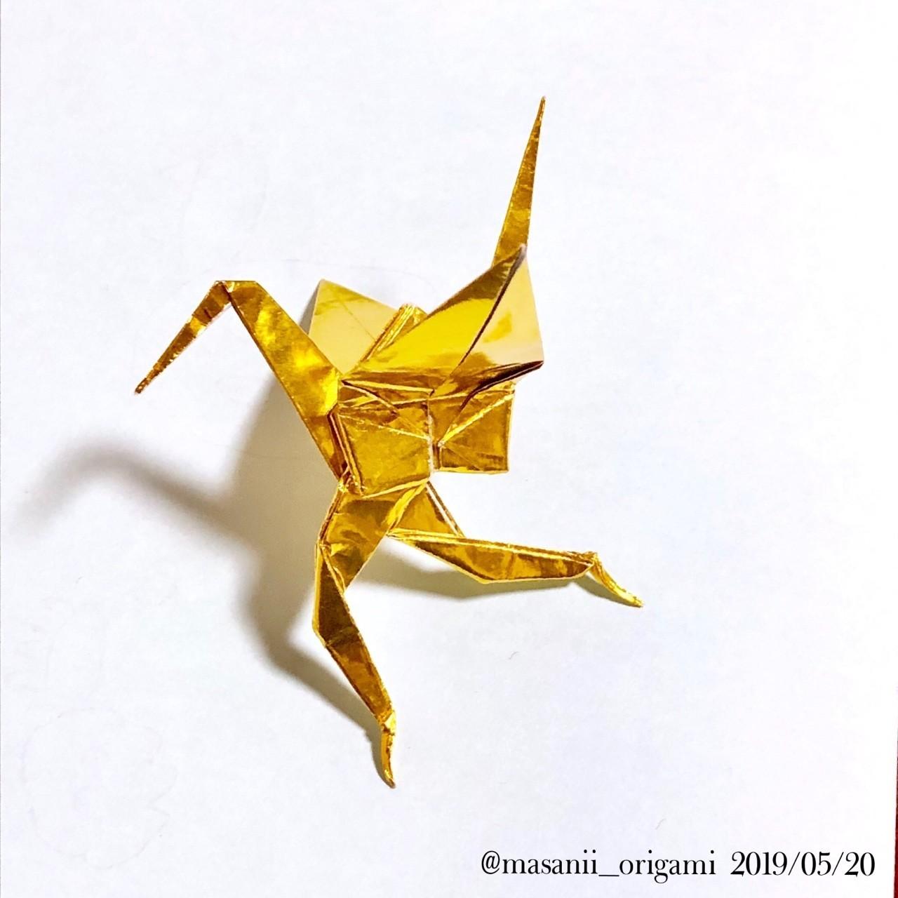 三つ首…からの「走る鶴」! 〜折り紙一枚でつくる「キモ鶴」をご紹介 ...