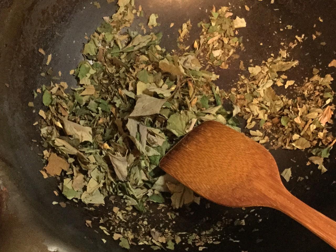 作り方 ドクダミ 茶