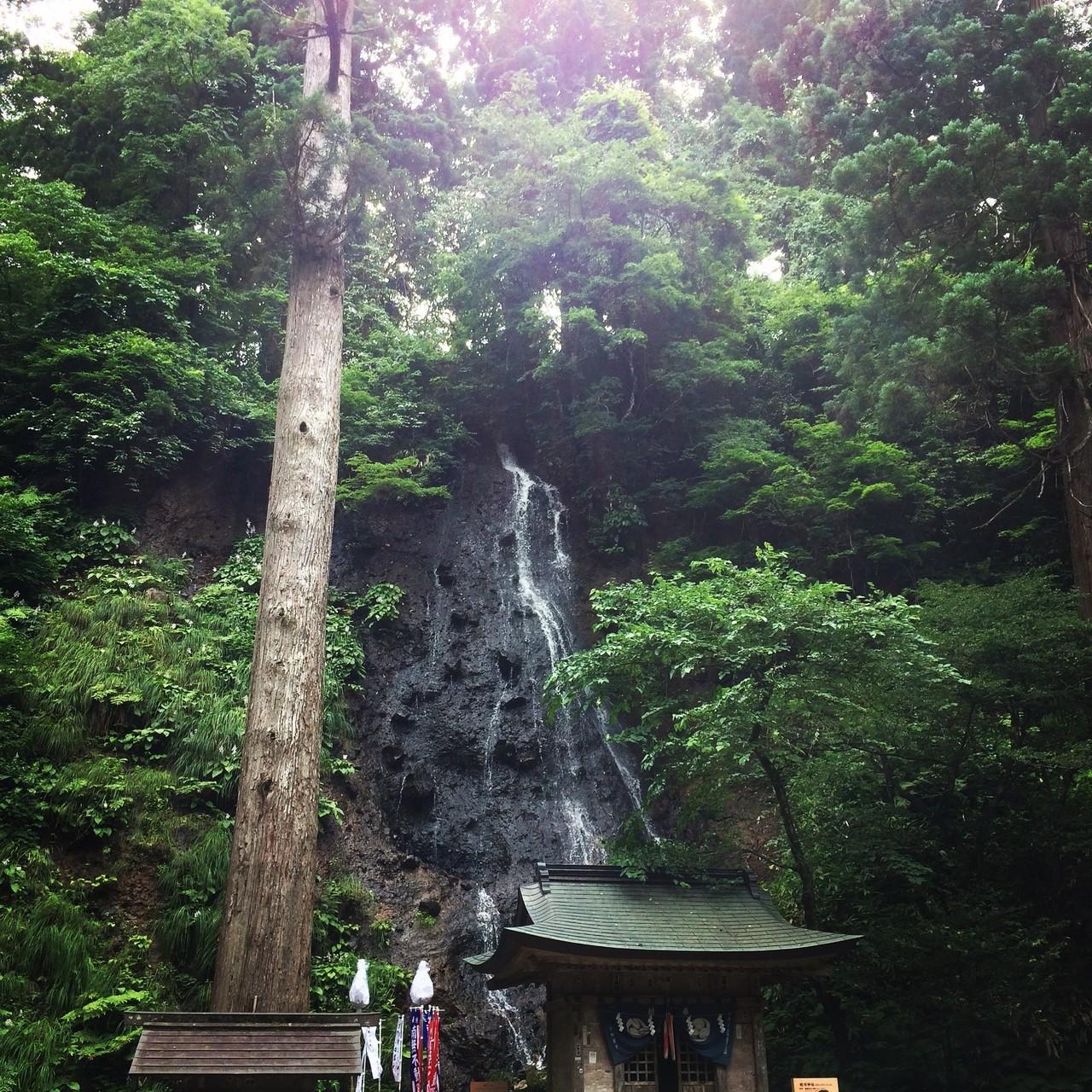 羽黒山_須賀の滝