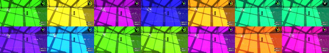 トゥーン スケジュール ガチマッチ スプラ 2
