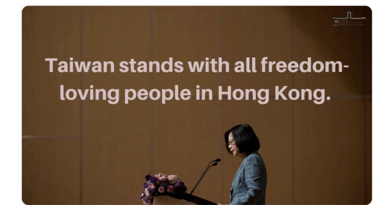 香港デモの現状と中国の現代史について