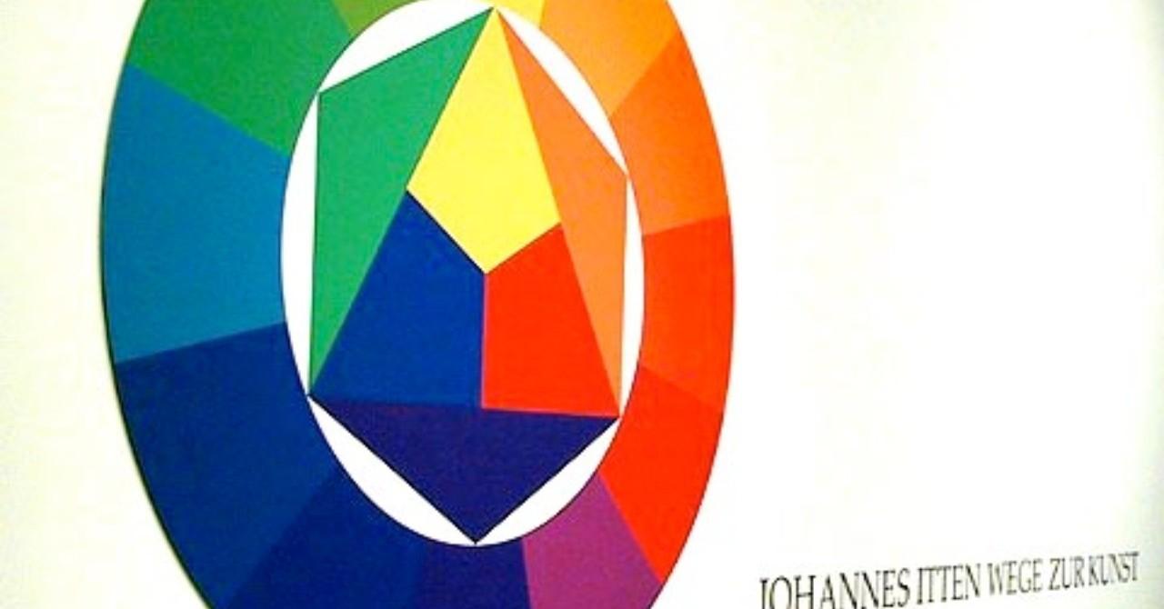 現在形のヨハネス_イッテン色彩論