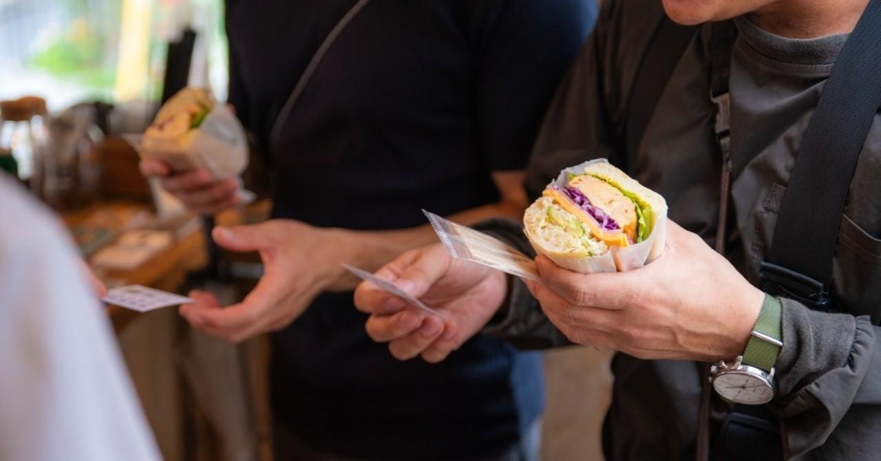 【機会づくり:イベントレポート】[Ucca-Laugh × the AIRSTREAM GARDEN] Monday Sandwich Boy 先行視聴イベント