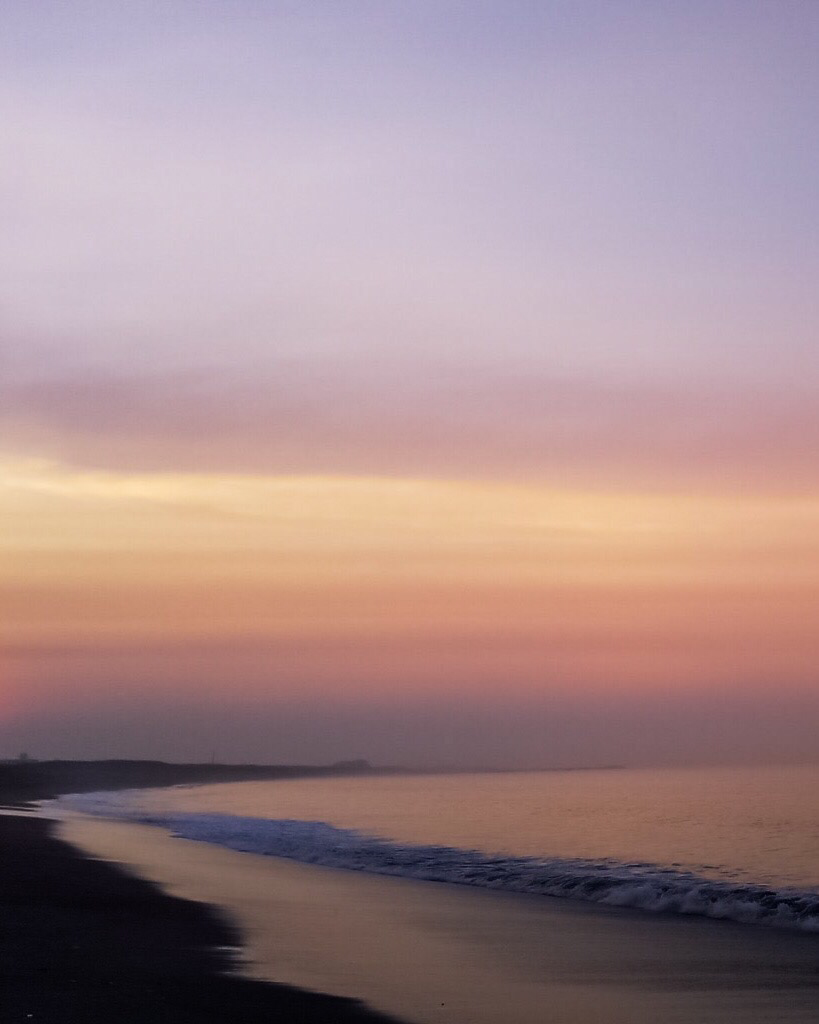 #朝焼け #海 #空 #自然 #湘南 #カメラ #写真 #sky #sea #nature #photo #photography