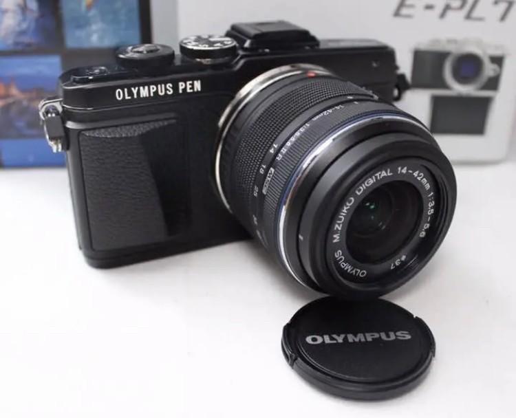 OLYMPUS 14-42mm F3.5-5.6 II Rを仕入れ