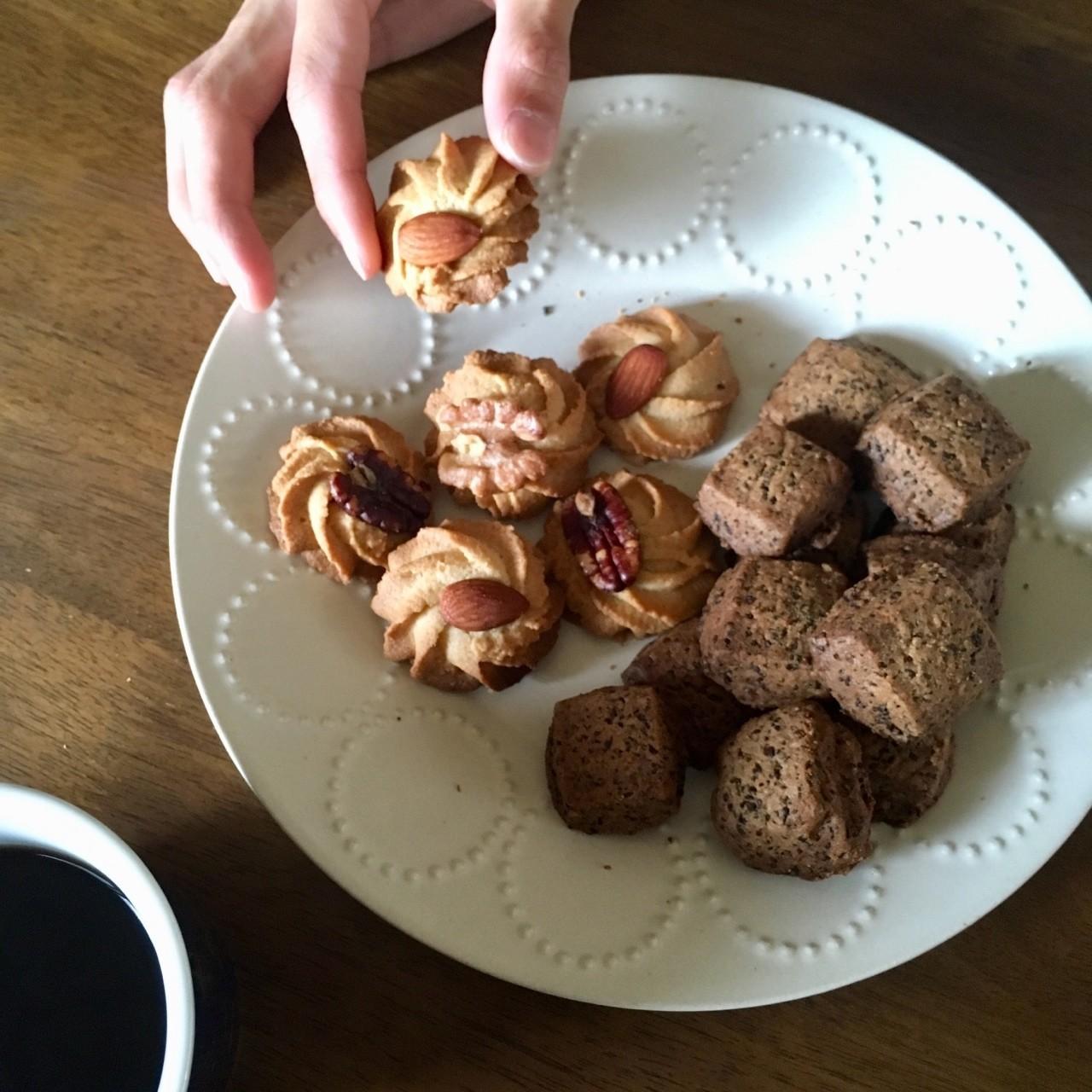 【カルダモン クッキー】を作り届ける訳。