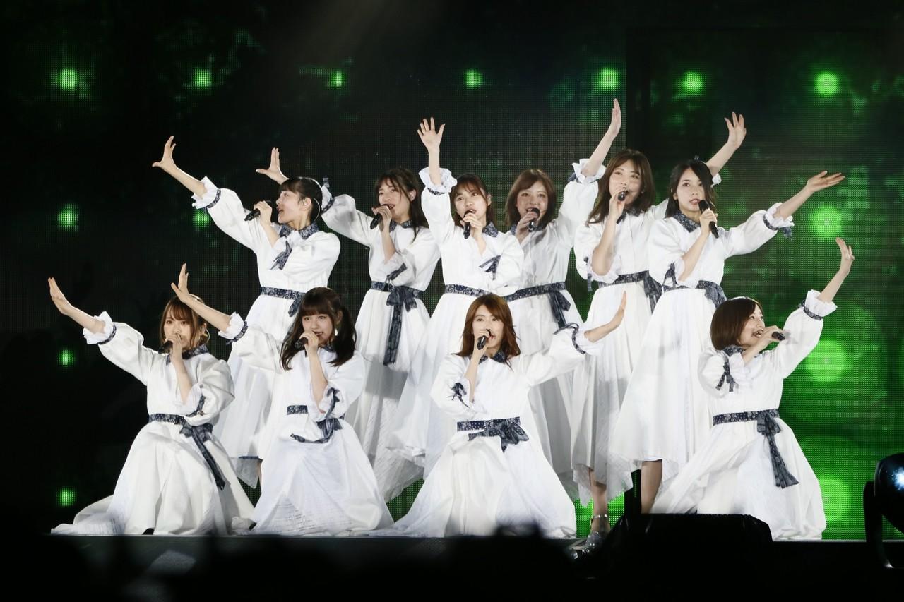 乃木坂46 真夏の全国ツアー2019 神宮野球場最終日 19 9 1 が最高で
