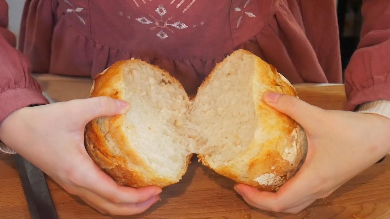 る あん ほったらかし パン は