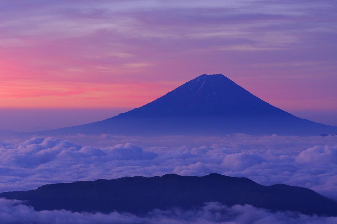 ★【6月】富士山_(無修正)