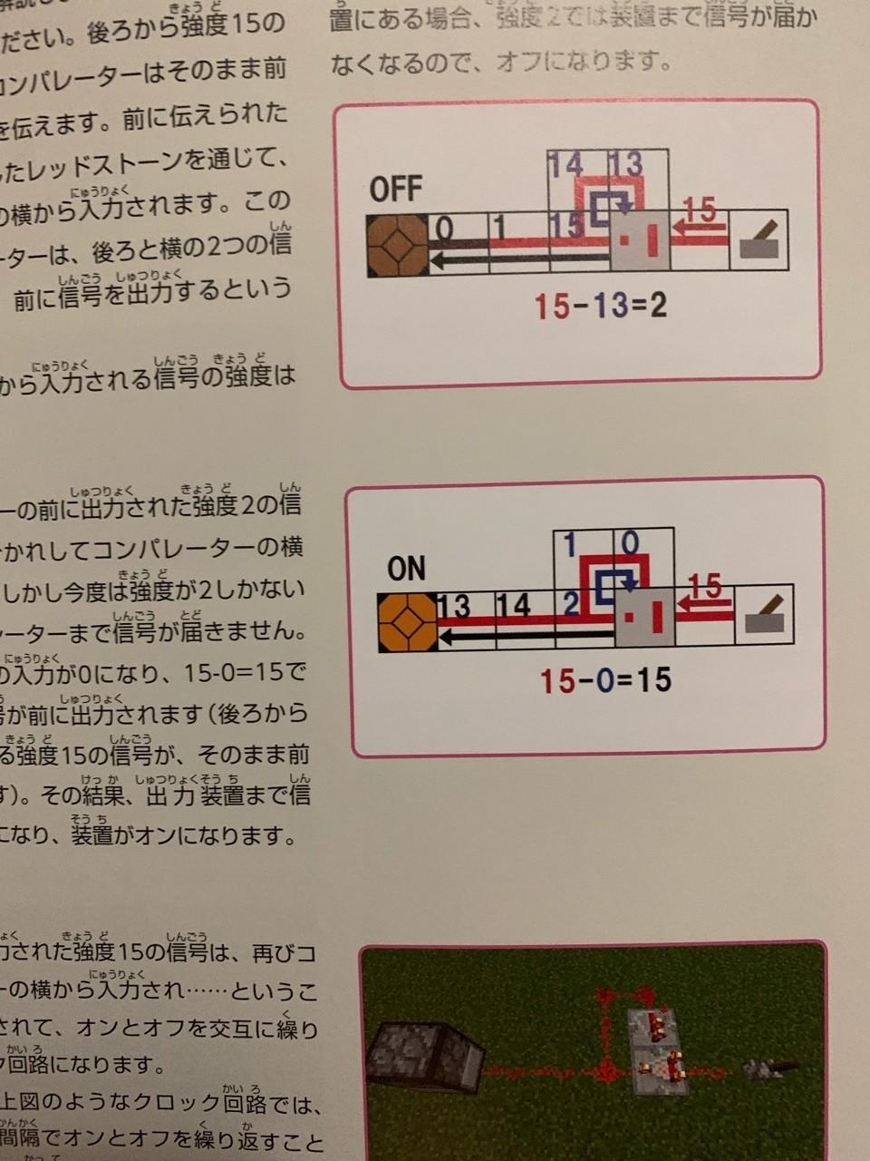 入力 マイクラ コード