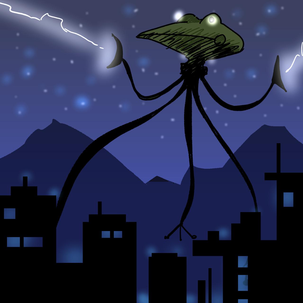 今日は何の日ニュースパニックデー宇宙戦争の日 kaeruco