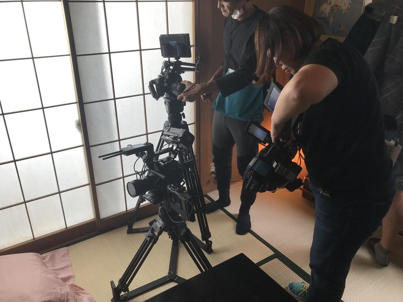 知らない人んち 撮影現場リポート テレビ東京ドラマ公式
