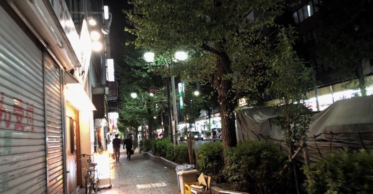 【寄り道倶楽部】仕事終わりの中野駅
