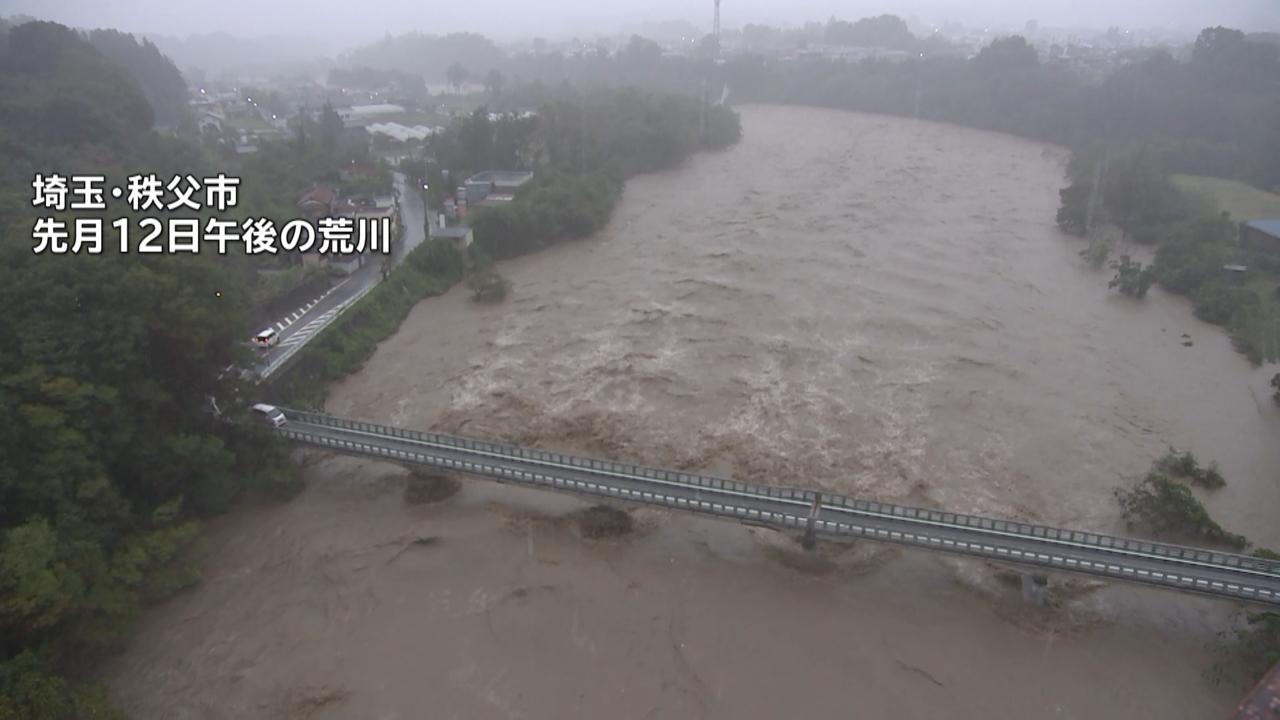 台風19号【東京】荒川・隅田川の氾濫を防いだ新旧の施設(11月26日 JNNニュース)|ニュースが少しスキになるノート from TBS|note