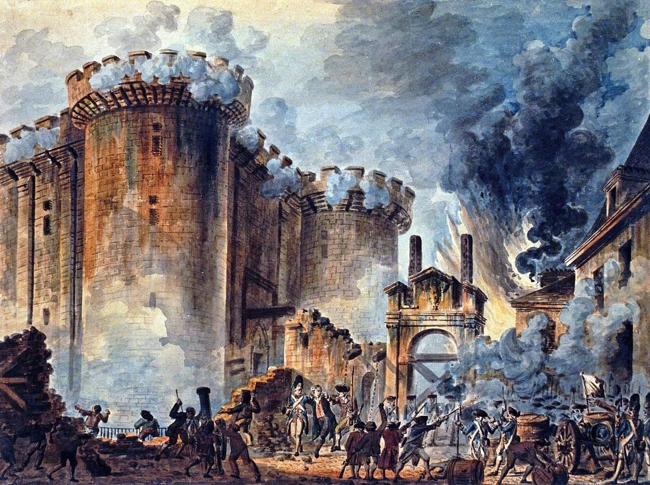 ギロチン フランス 革命