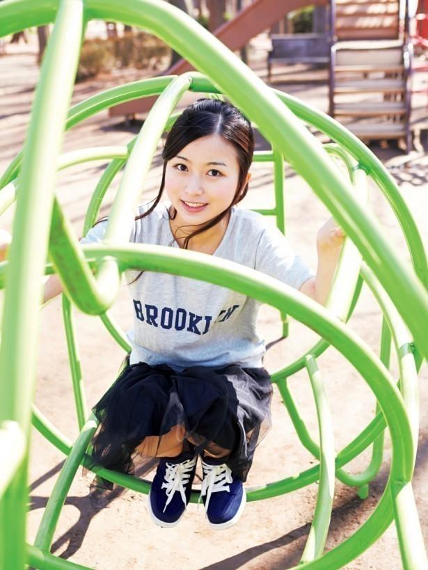 佐々木琴子の笑顔画像