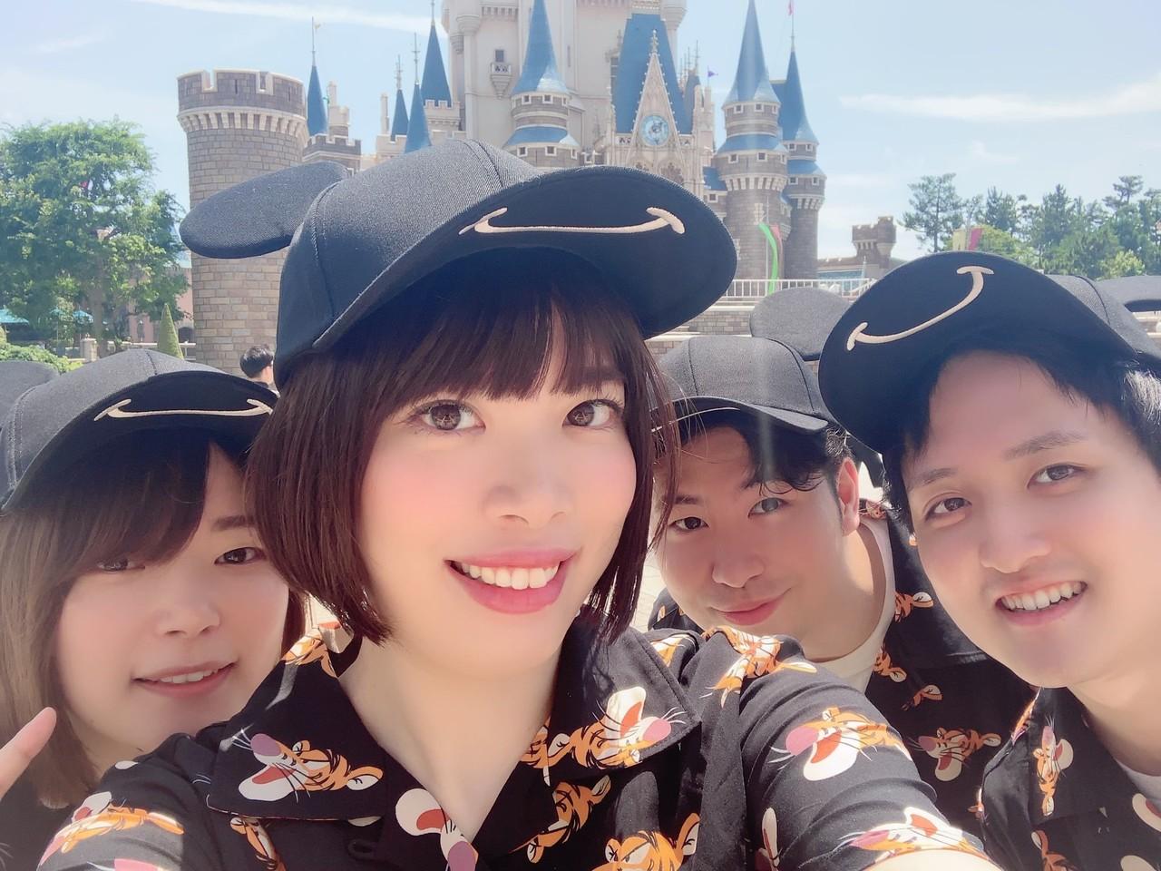 ディズニー 上海