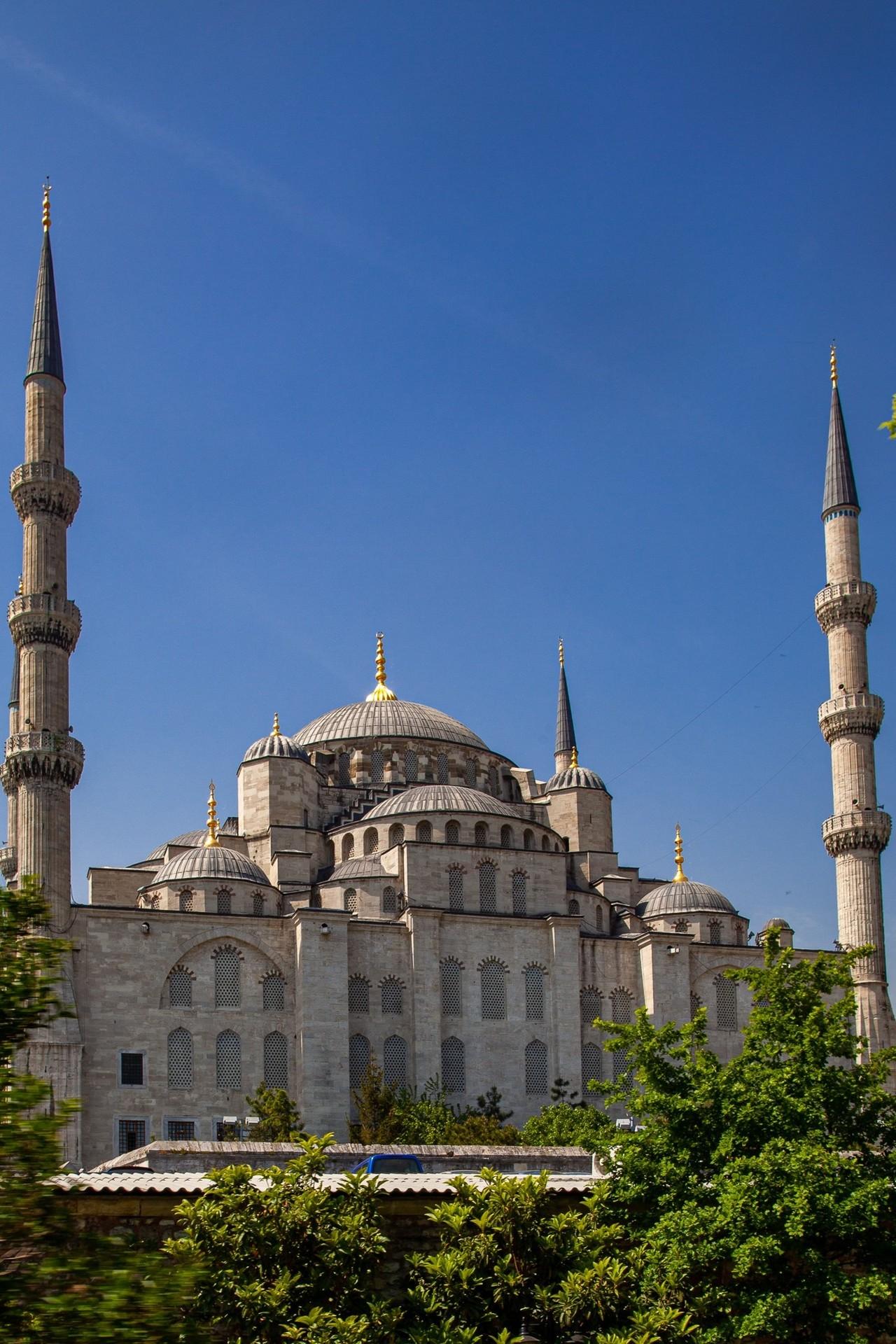 世界遺産「イスタンブール歴史地域」