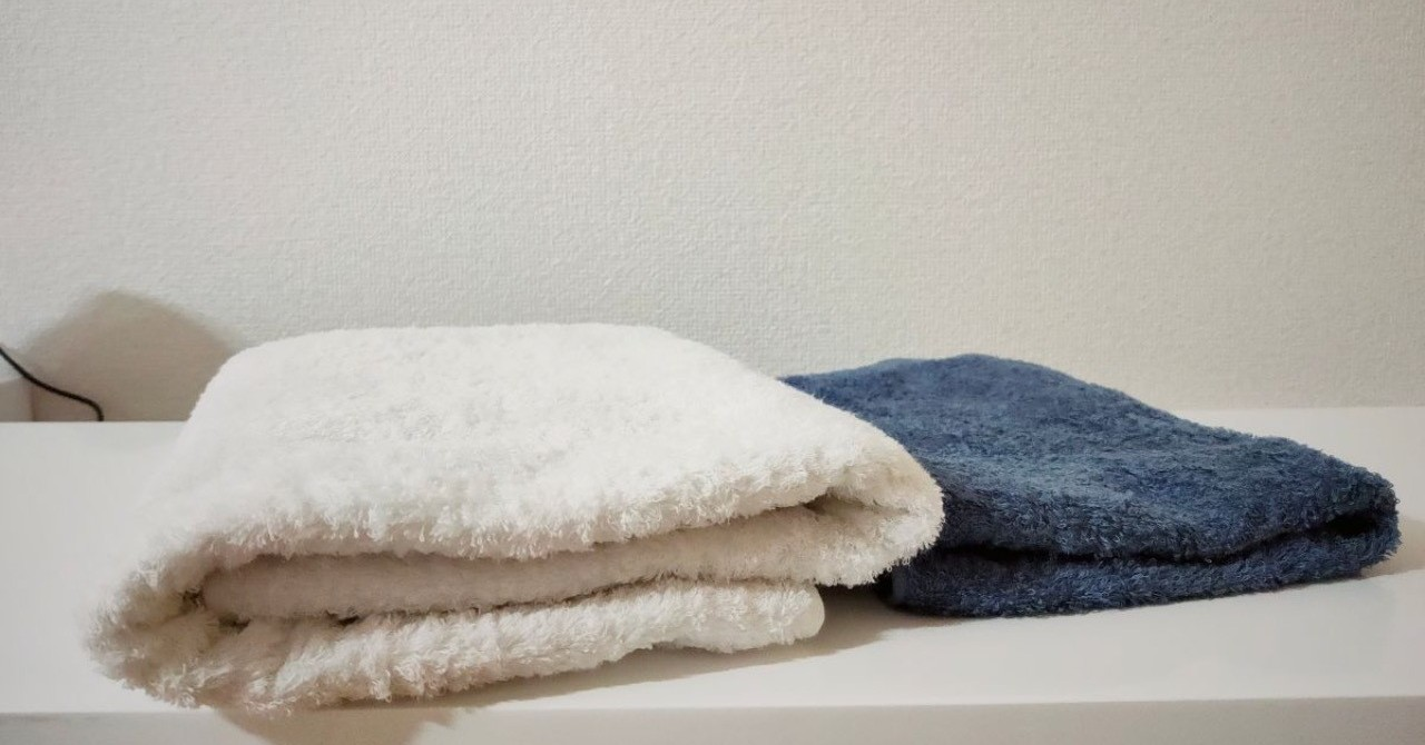 肌触りがふわふわで優しすぎる!こころばせの敏感肌専用純綿タオル