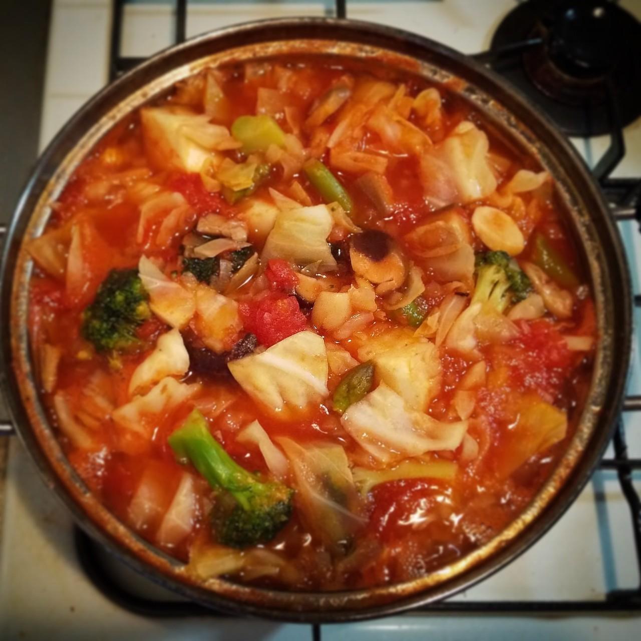 燃焼 スープ レシピ 脂肪