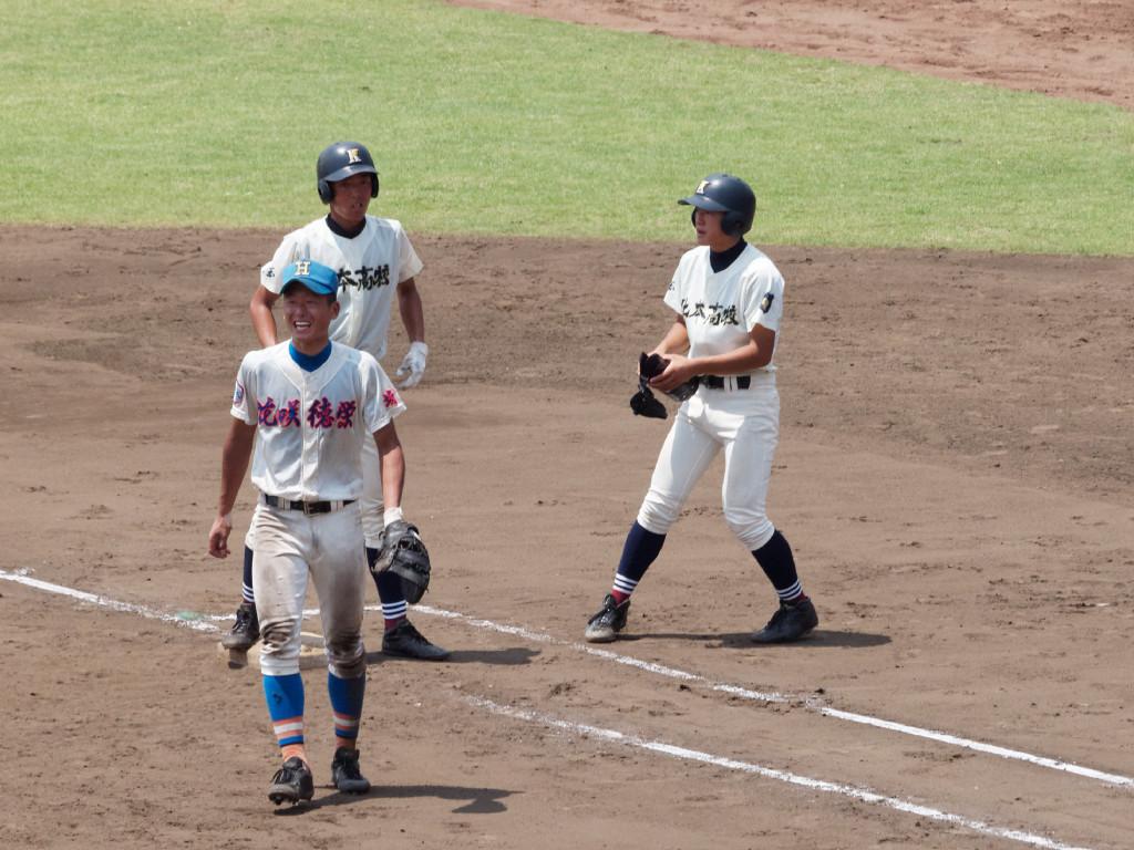 第97回 全国高等学校野球選手権大会 埼玉大会 4回戦
