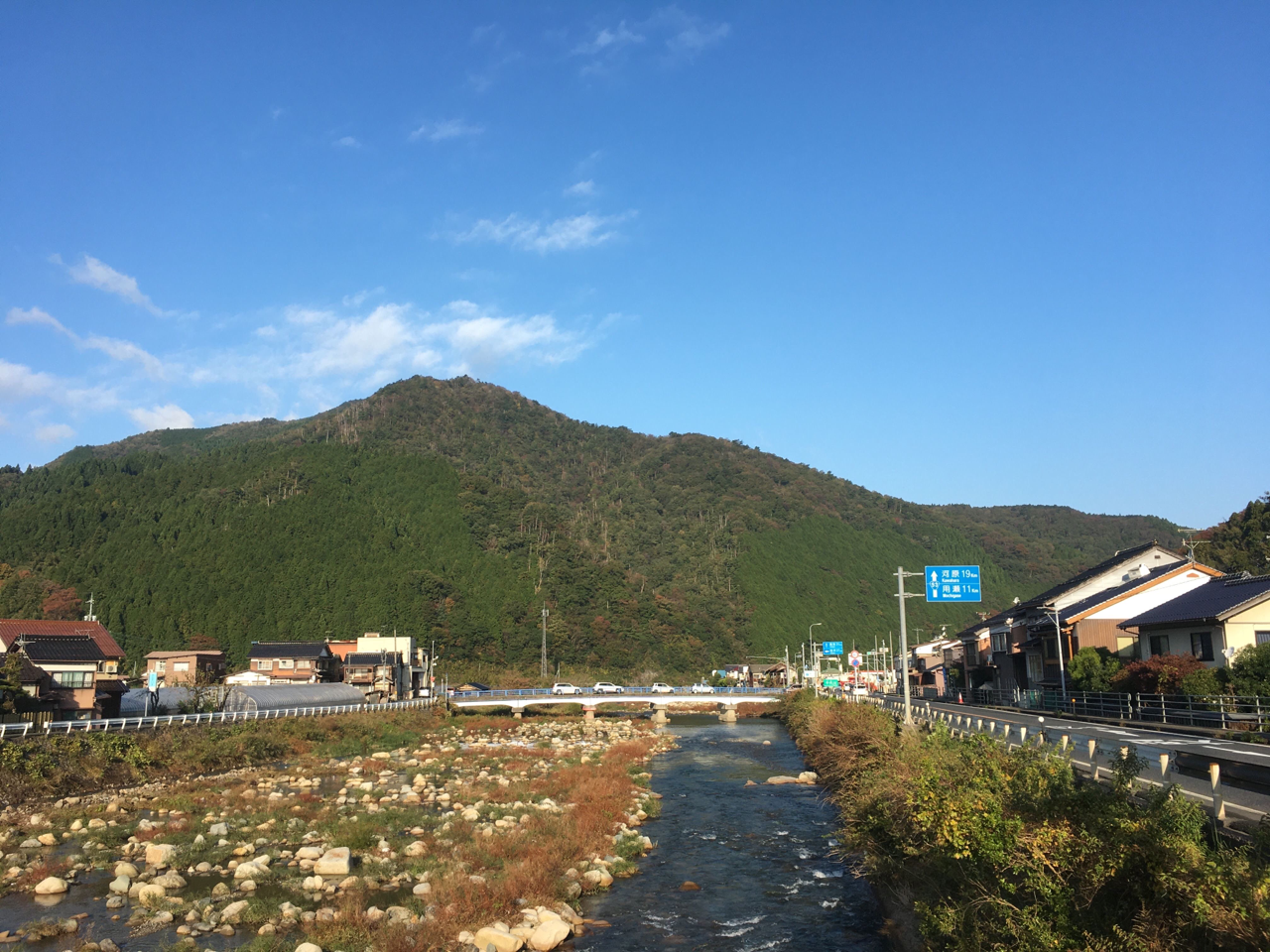 旅中国編!50カ所目は鳥取県智頭町!|Takeaki|note