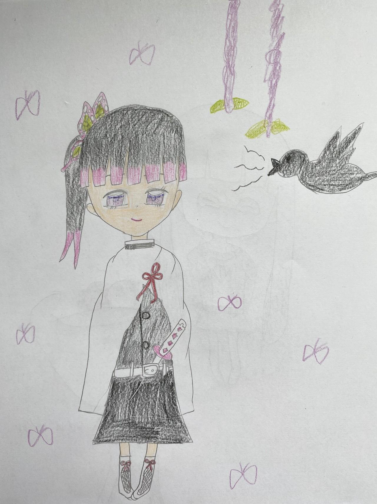 鬼滅 の刃 カナヲ 書き方