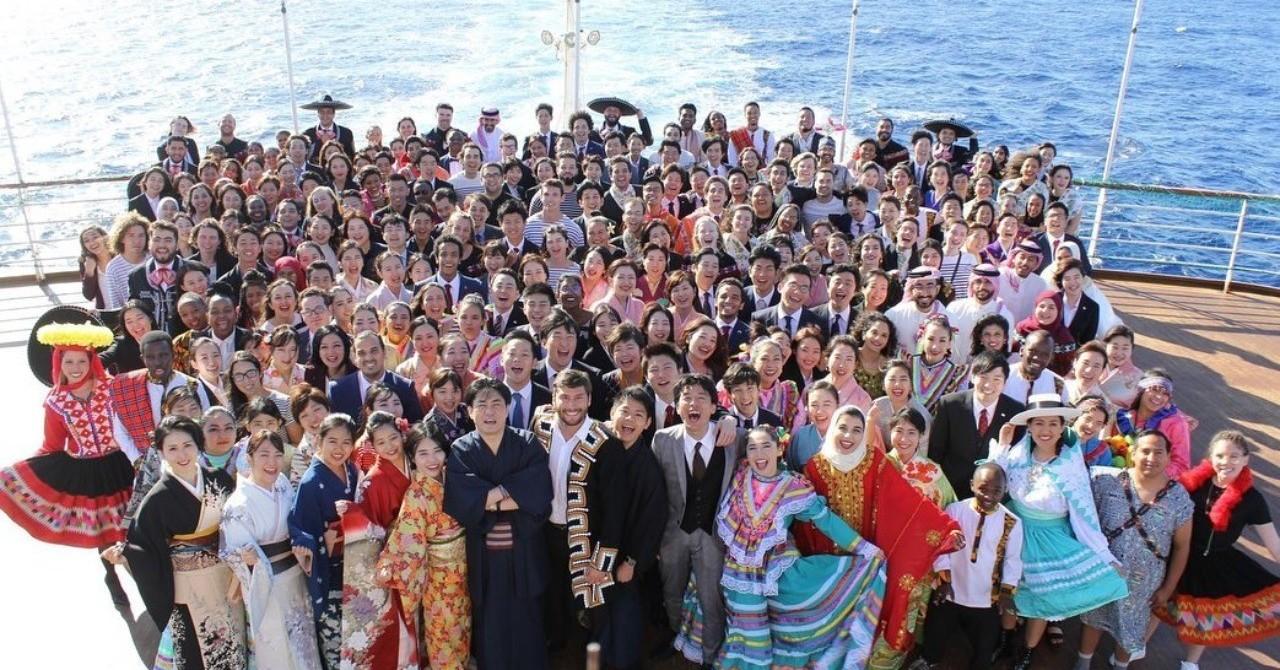 世界青年の船に参加しました〜21世紀に生まれた人類として何をするか〜
