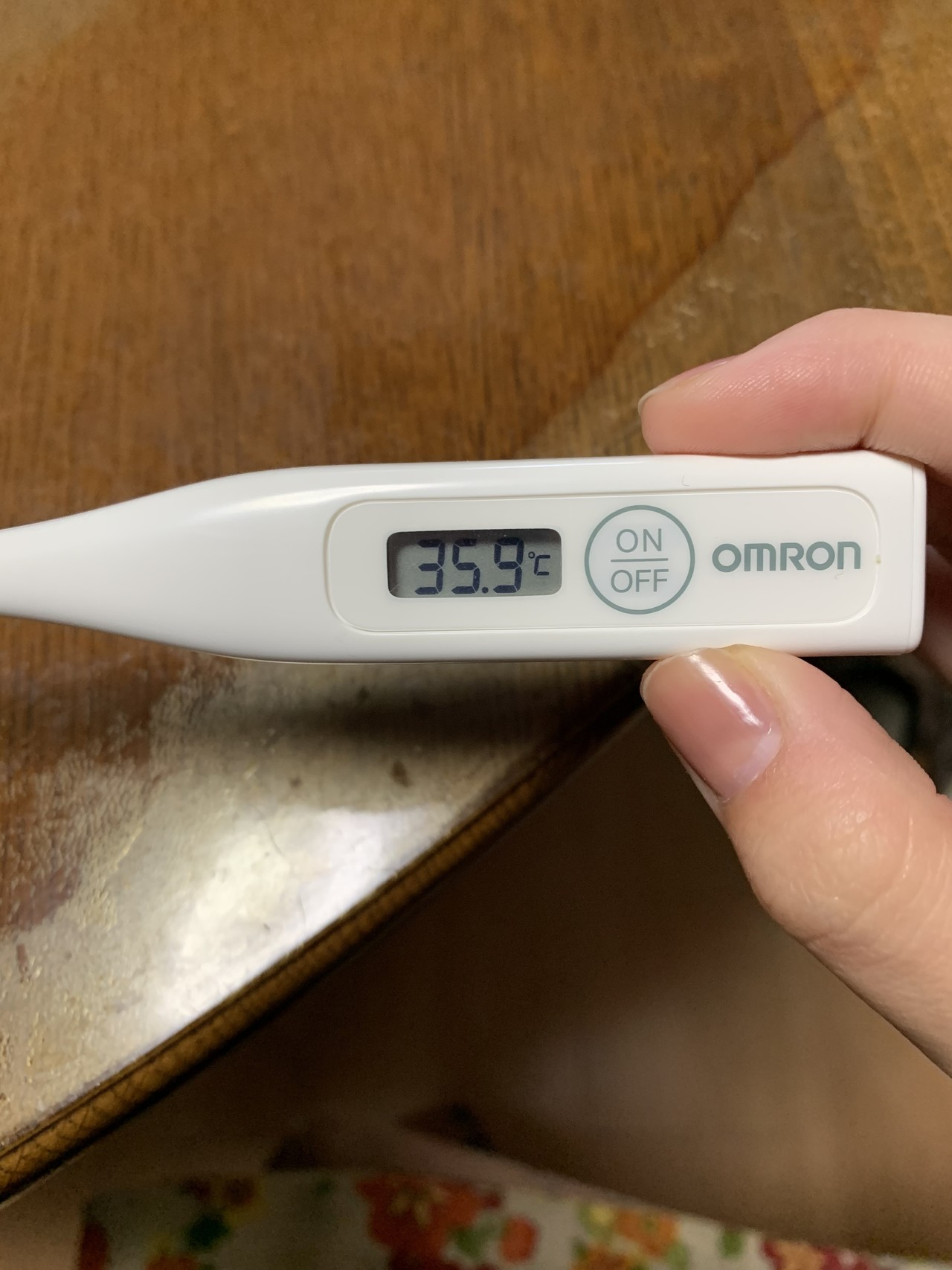 が 違う 体温計 によって 体温