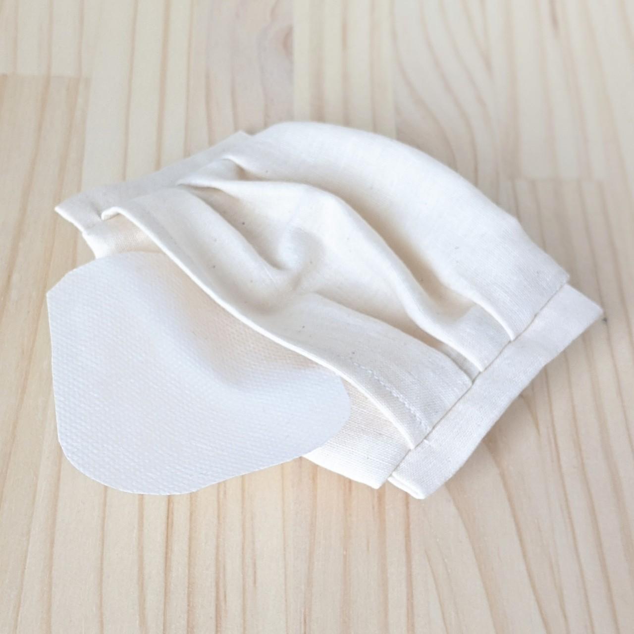 こと ろ マスク 型紙