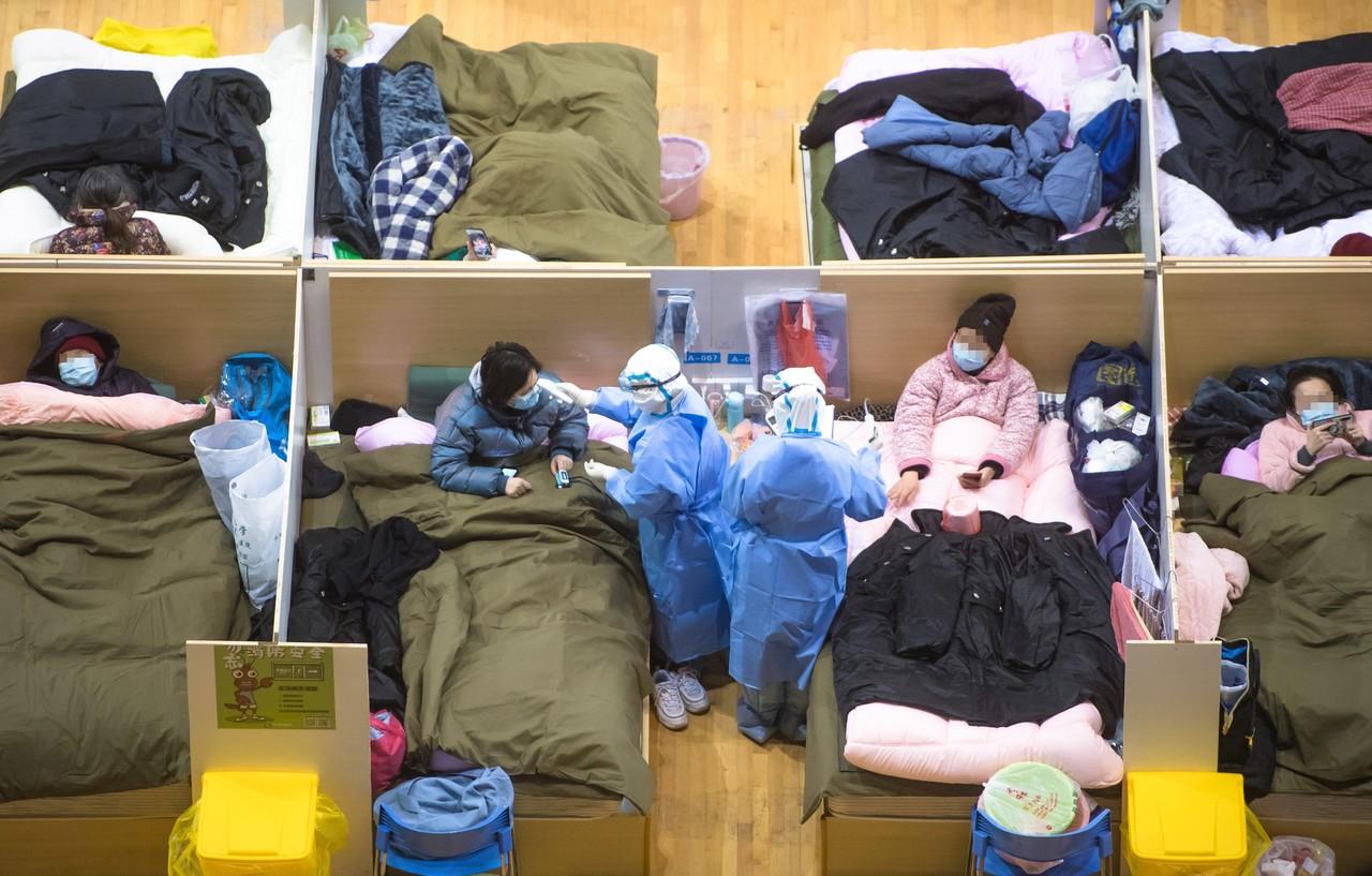 武漢市の医療施設 共同 2020022118678 (1)