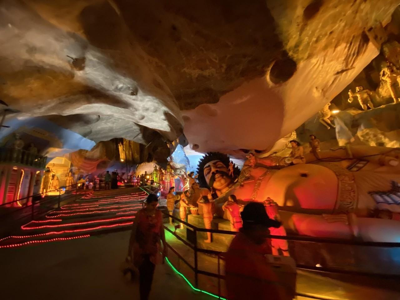 マレーシア旅行記①~ジョージタウンとバトゥ洞窟~