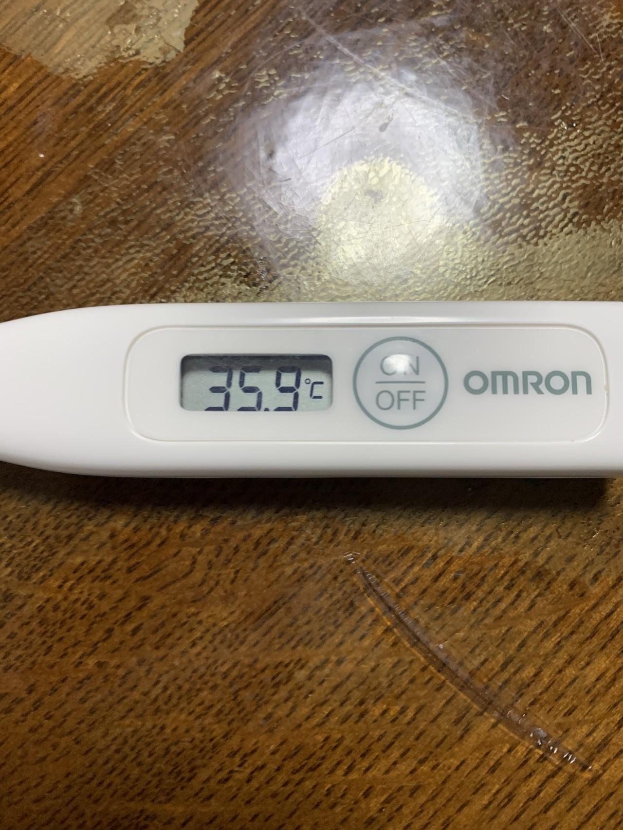 低い 頭痛 体温