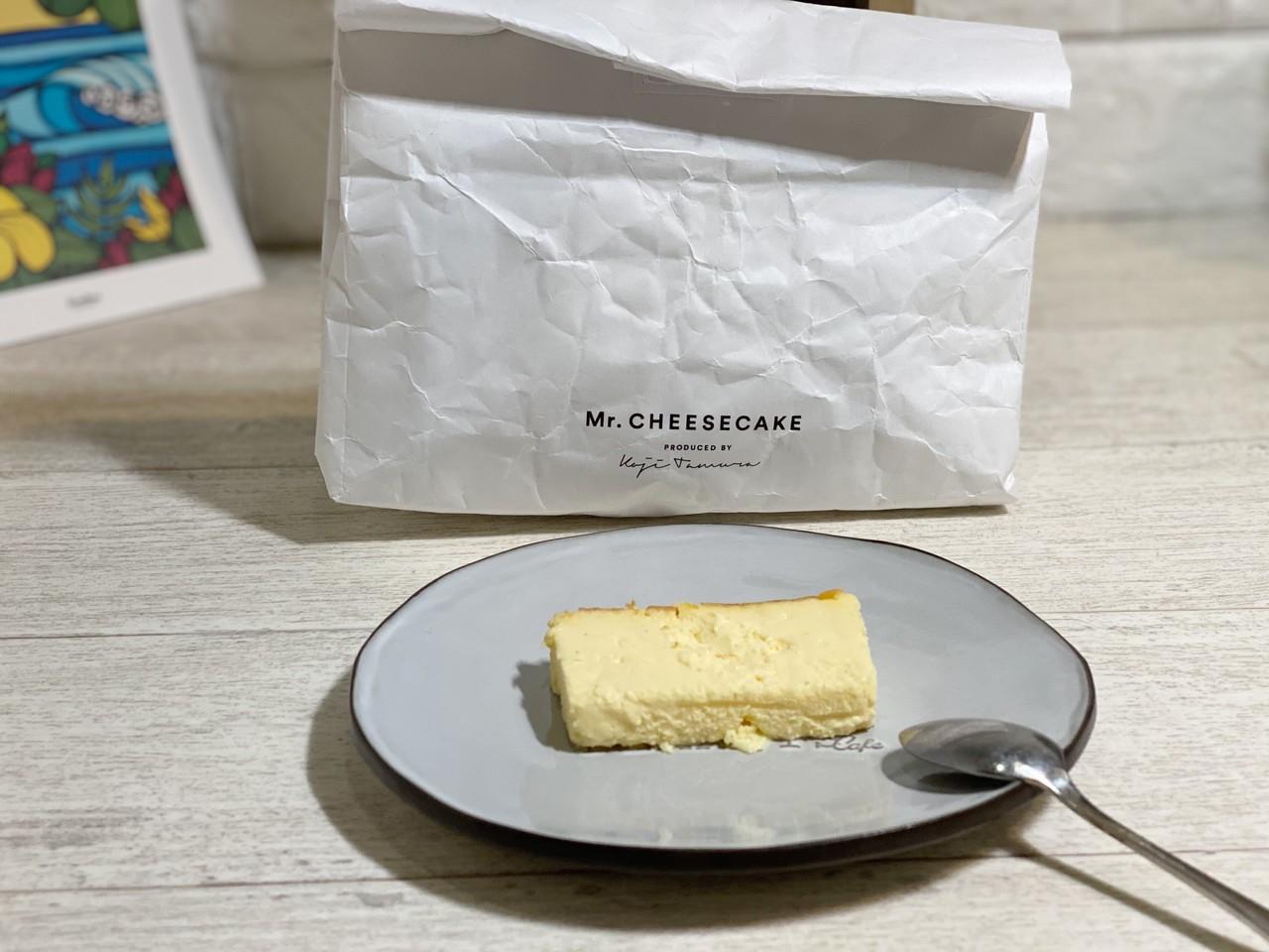 チーズ ケーキ ミスター
