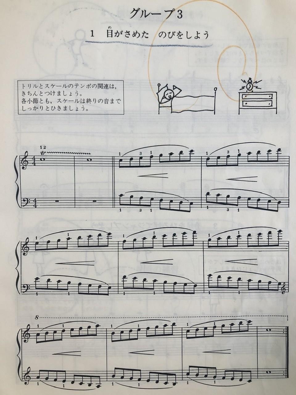 テクニック 2 ピアノ バーナム