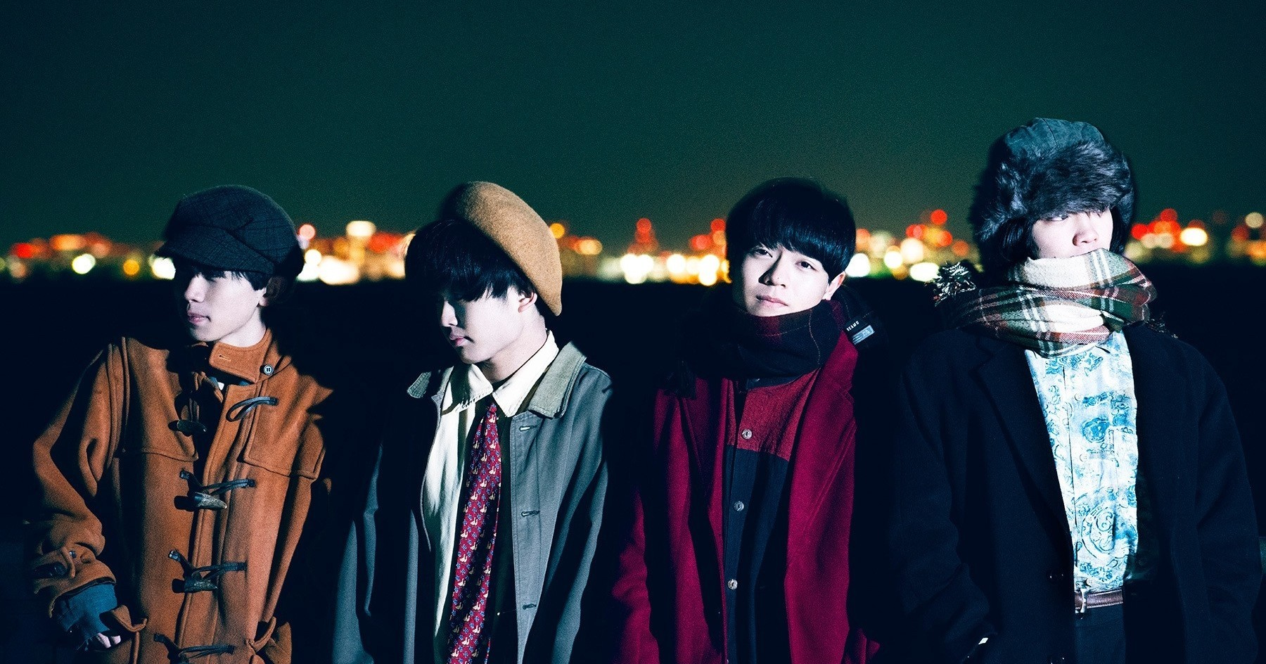 潜在能力は抜群、ネクストブレイク間違いなし!18歳ロックバンド・「クジラ夜の街」とは一体?