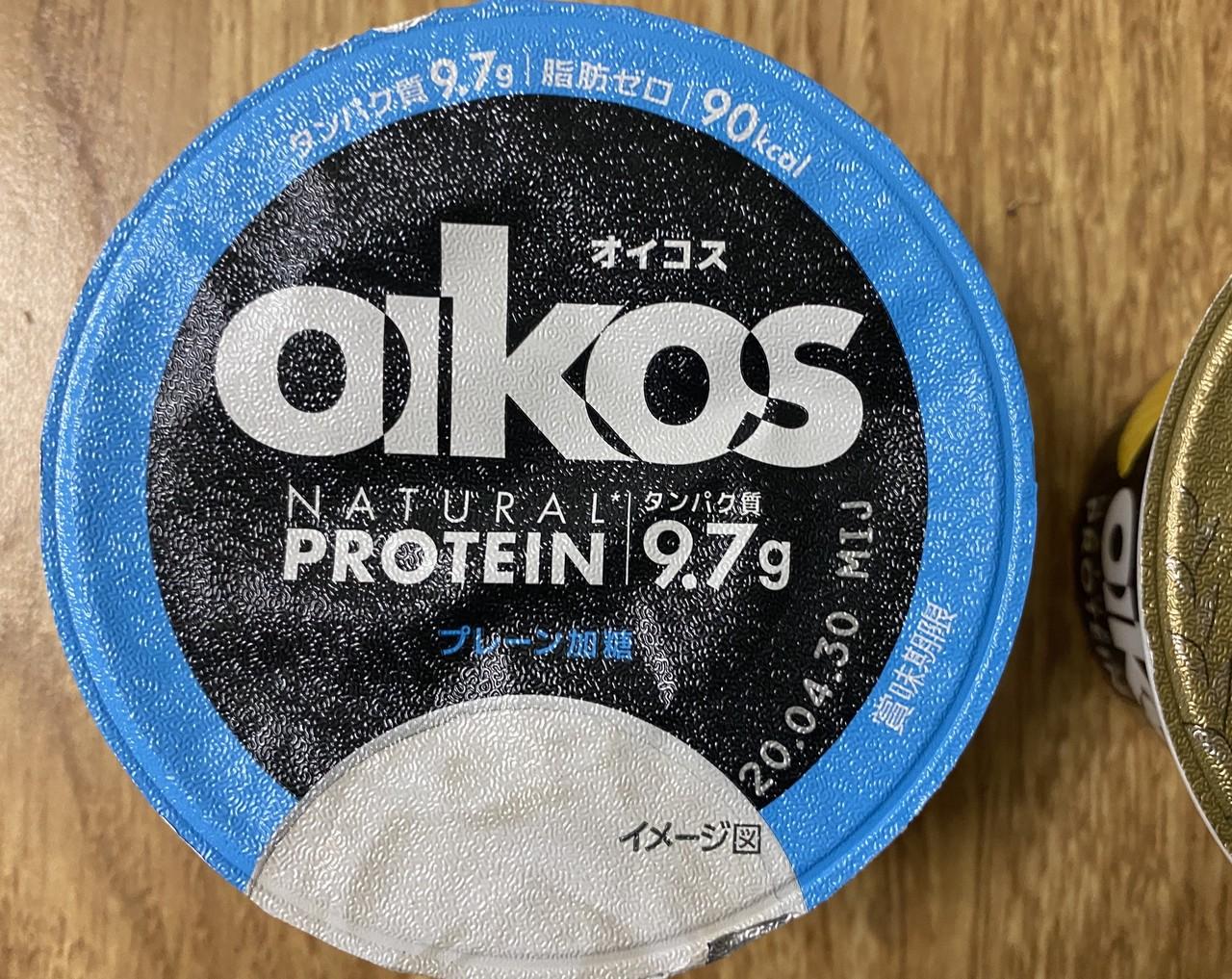 ギリシャ ヨーグルト タンパク質