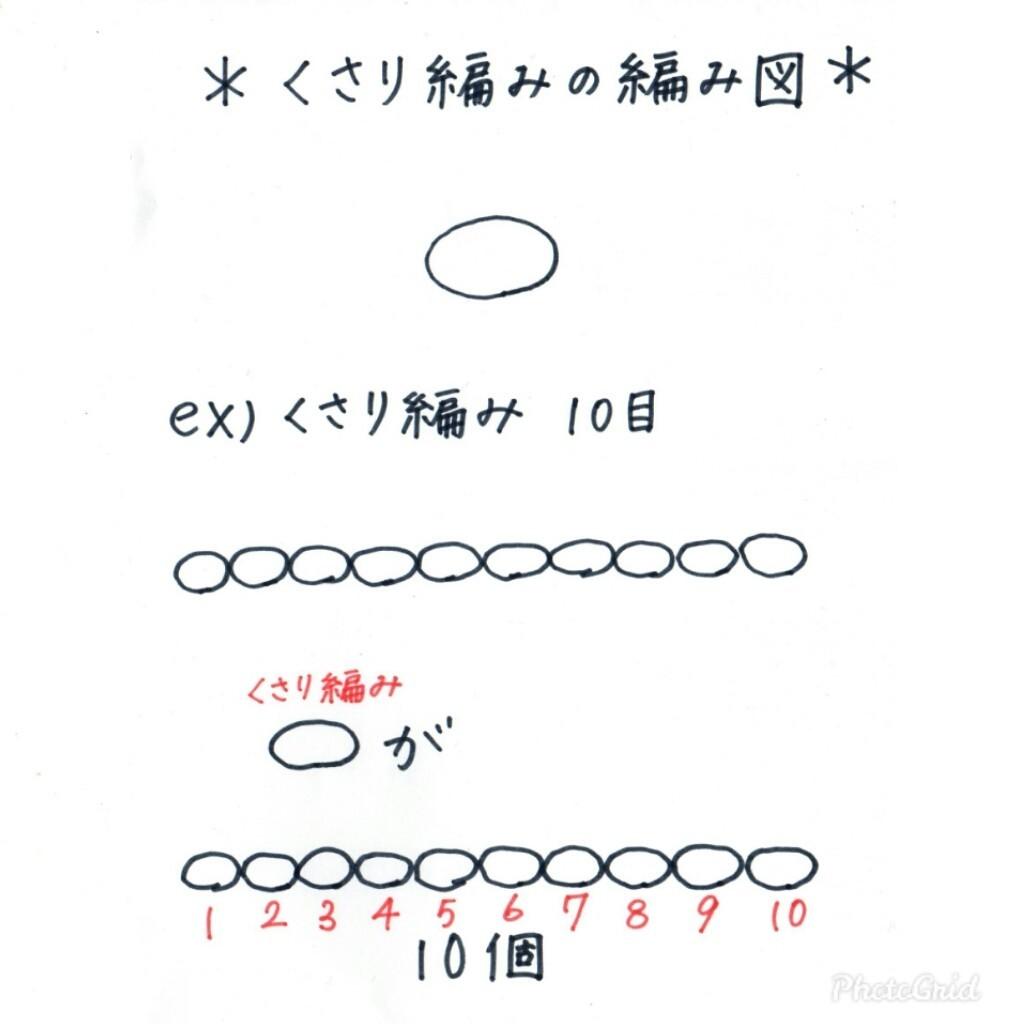 編み 図 記号